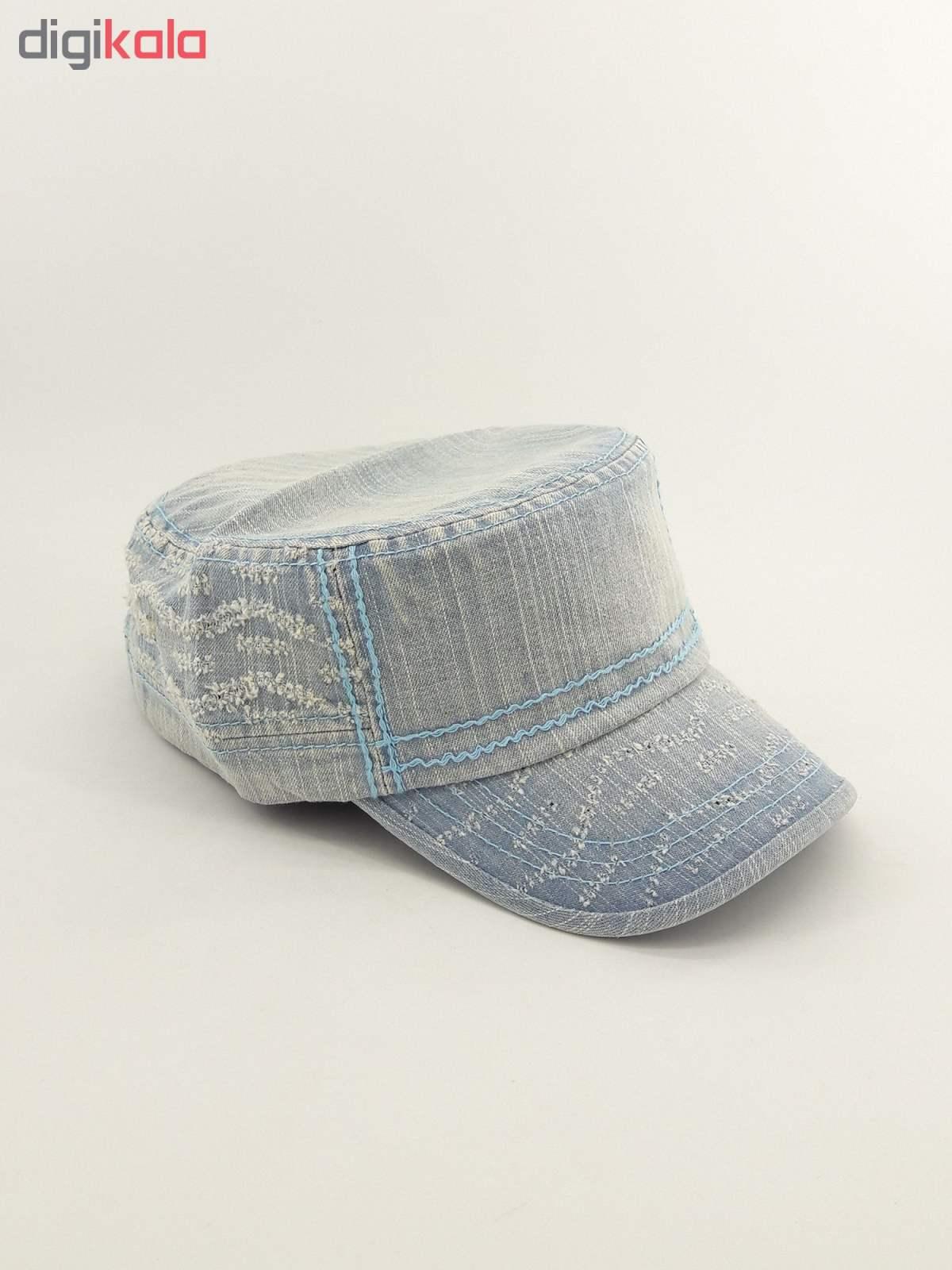 کلاه کپ مردانه مدل Lee.blu-01 main 1 1