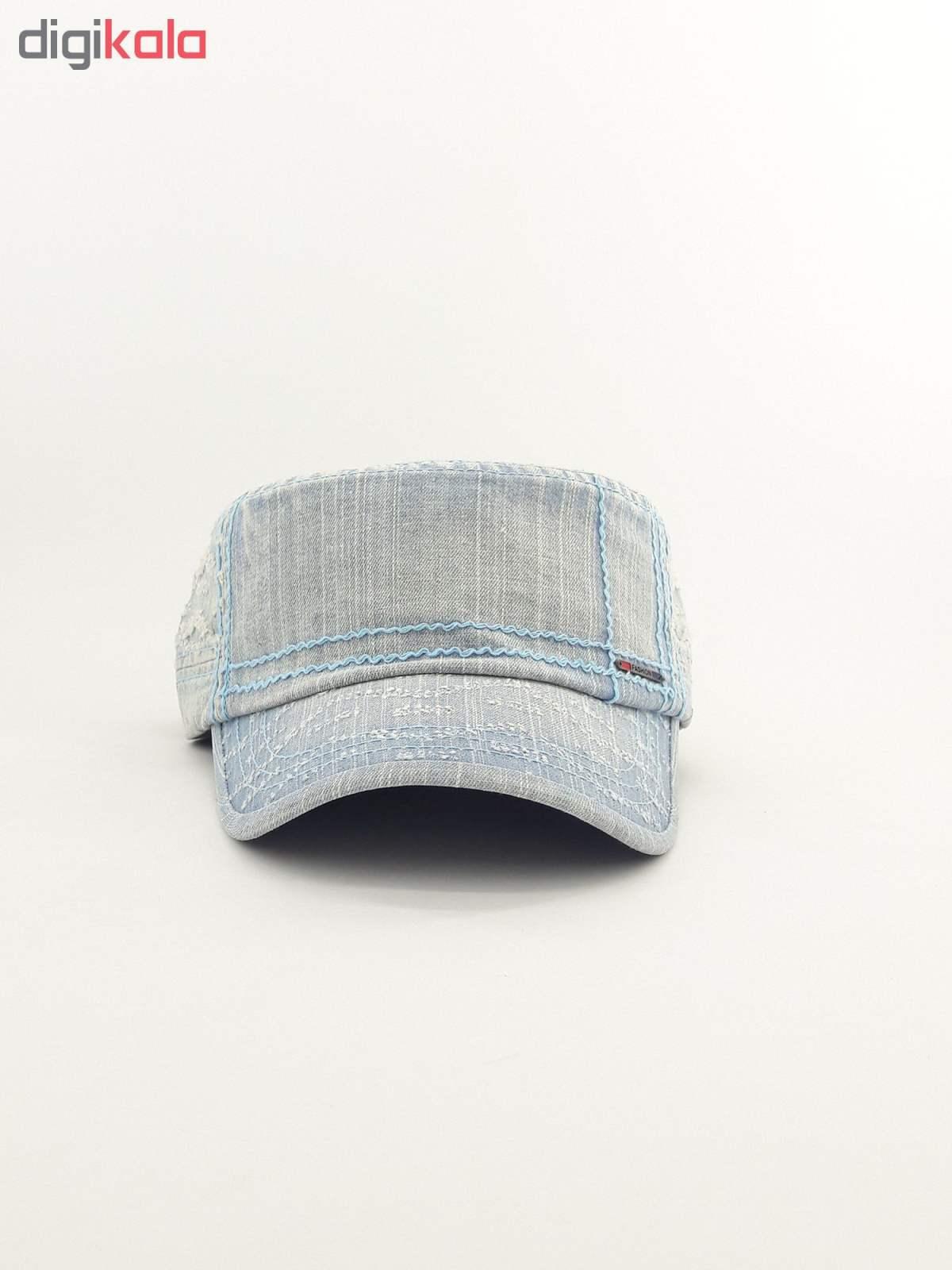 کلاه کپ مردانه مدل Lee.blu-01 main 1 2