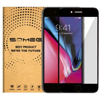 محافظ صفحه نمایش سومگ مدل 9-Nitro مناسب برای گوشی موبایل اپل Iphone 7 Plus/8 Plus