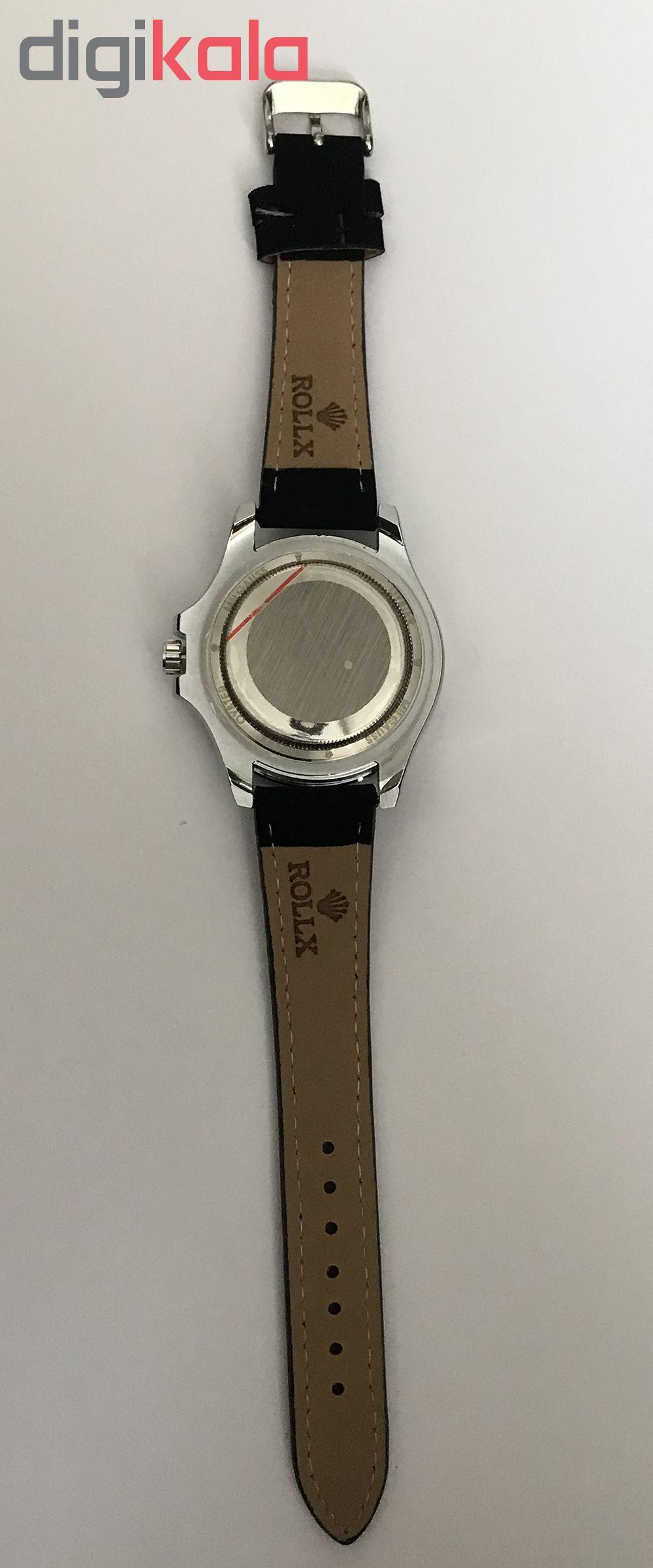 ساعت مچی عقربه ای مردانه مدل 1118