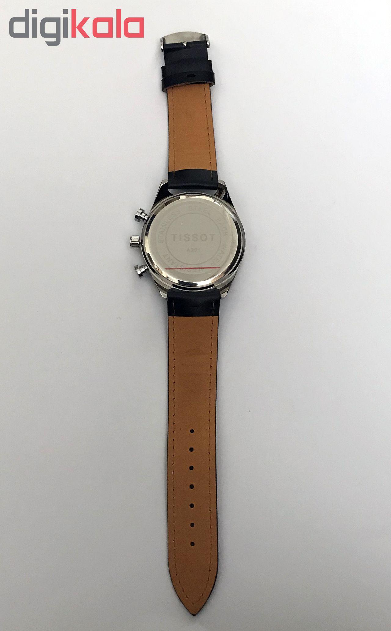 ساعت مچی عقربه ای مردانه مدل 1116