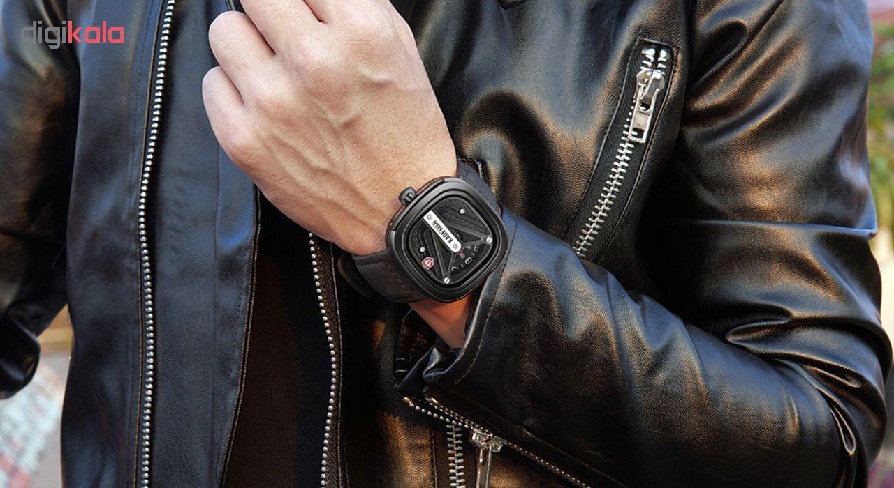 ساعت مچی عقربه ای مردانه کیدمن مدل 365B9