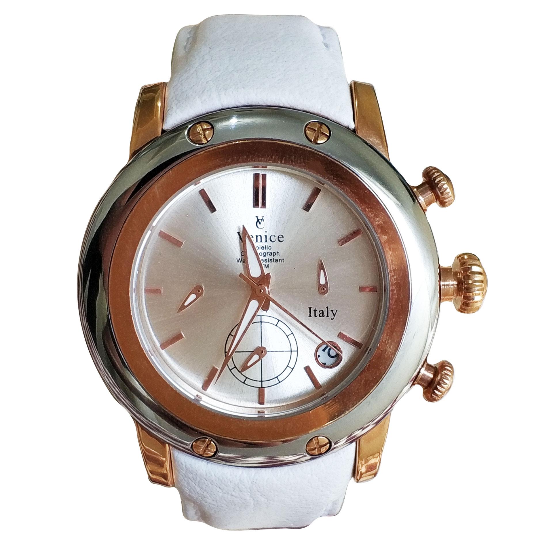 ساعت مچی عقربه ای زنانه ونیز مدل T6002
