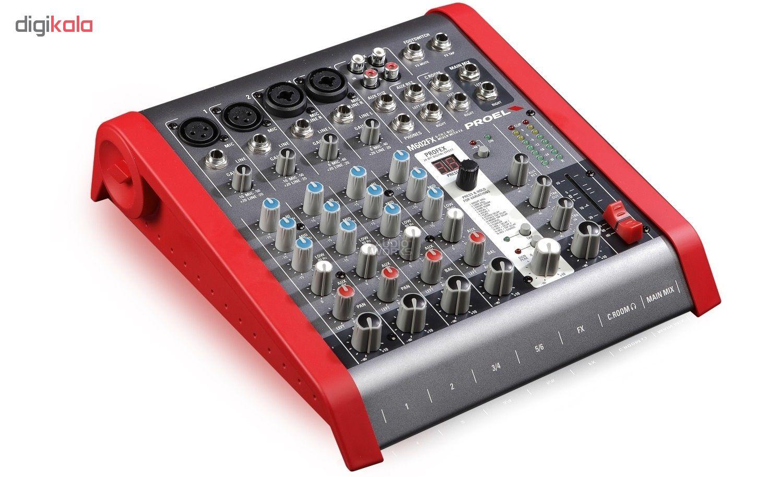 میکسر صدا پروئل مدل M602FX