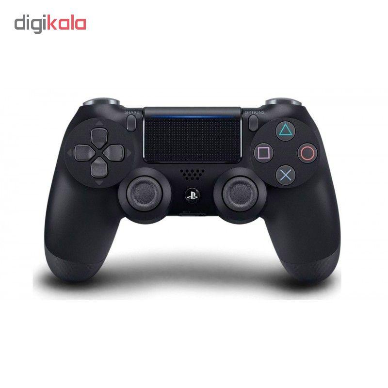 مجموعه کنسول بازی سونی مدل Playstation4Pro ریجن 2 کد CUH-7216B  - ظرفیت 1 ترابایت بهمراه 20 عدد بازی