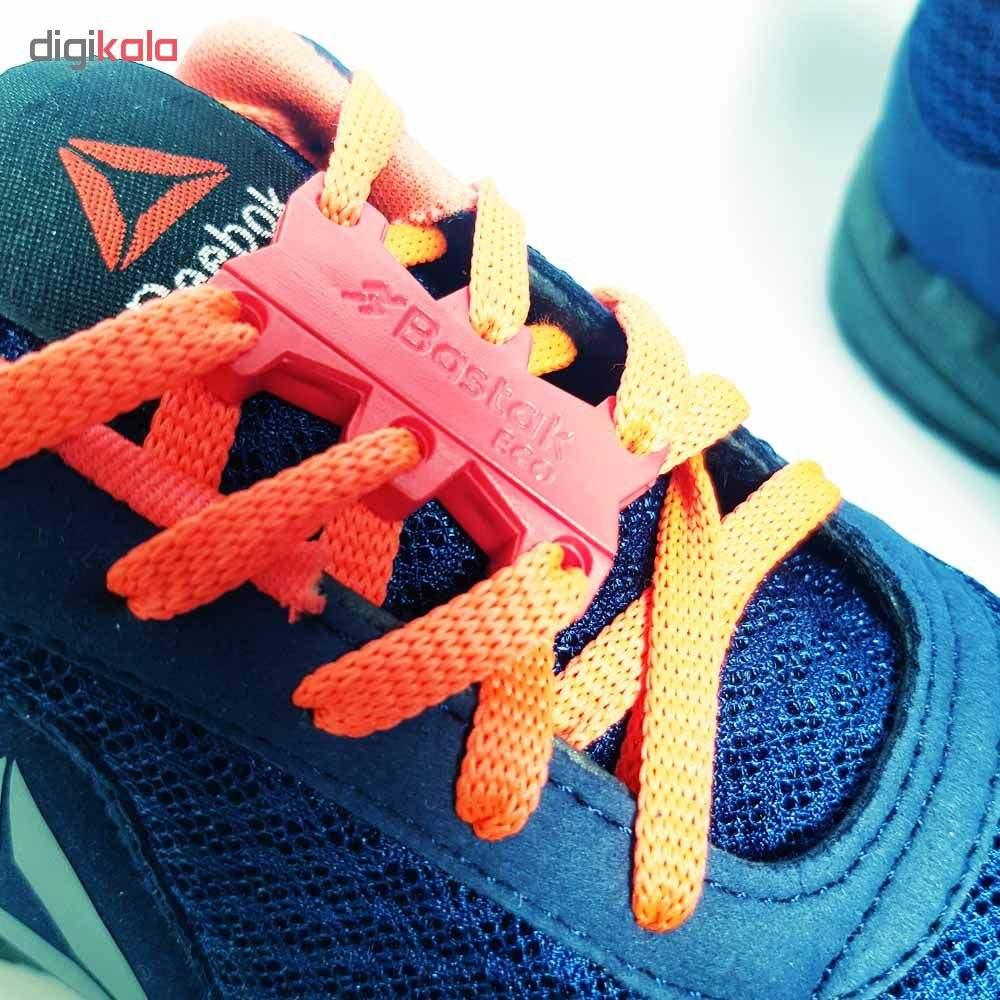 بند کفش مغناطیسی بستاک مدل اِکو E111 رنگ مشکی main 1 20