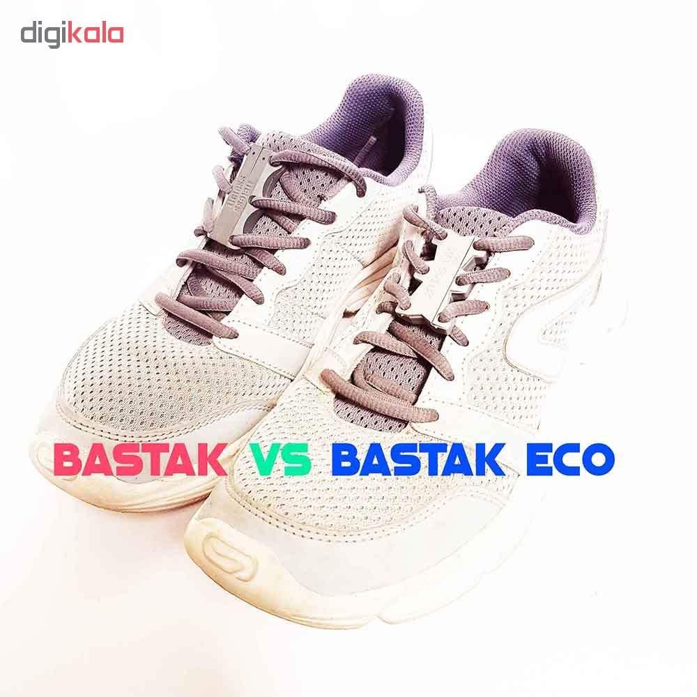 بند کفش مغناطیسی بستاک مدل اِکو E111 رنگ مشکی main 1 21