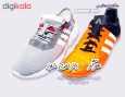 بند کفش مغناطیسی بستاک مدل اِکو E110 رنگ نقره ای main 1 4