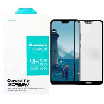 محافظ صفحه نمایش 6D مدل MT7 مناسب برای گوشی موبایل هوآوی Nova 3e/P20 Lite