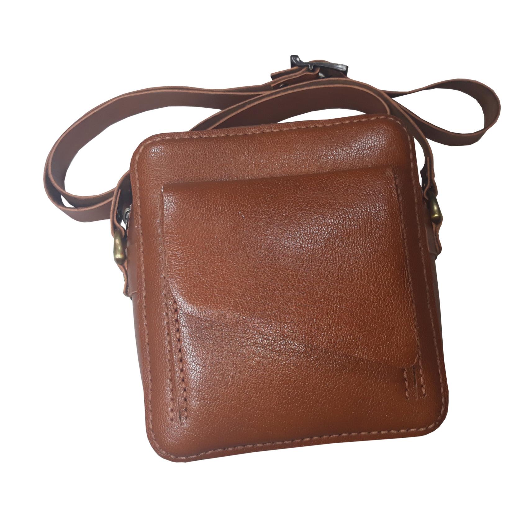 کیف رو دوشی مردانه مدل A08