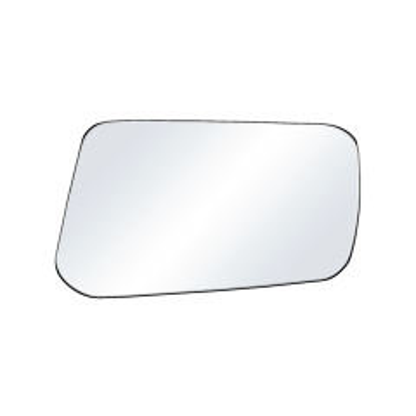 شیشه آینه جانبی چپ خودرو مدل T09-82040 مناسب برای پراید