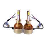 هدلایت لامپ خودرو D9 مدل H1 بسته ۲ عددی