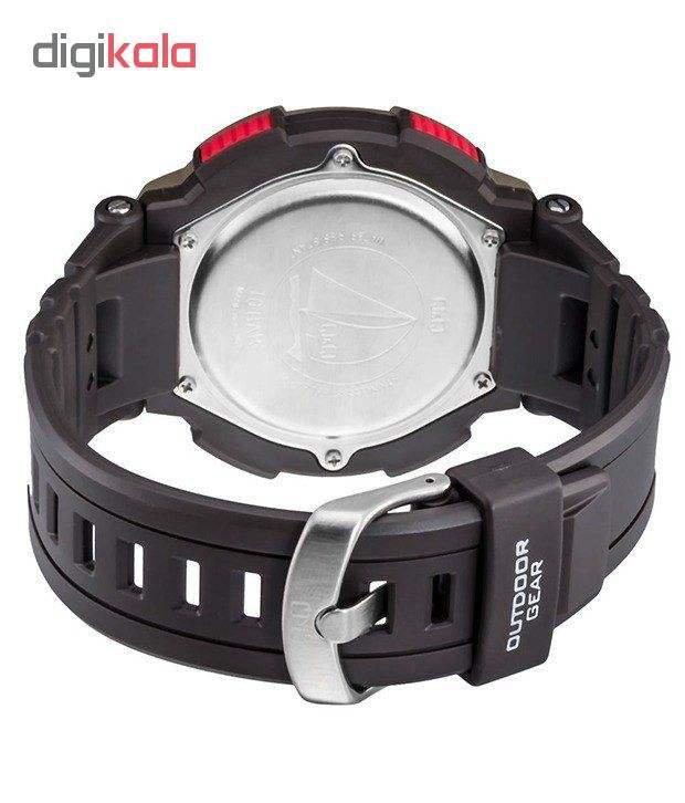 کد تخفیف                                      ساعت مچی دیجیتال مردانه کیو اند کیو مدل M124J004Y