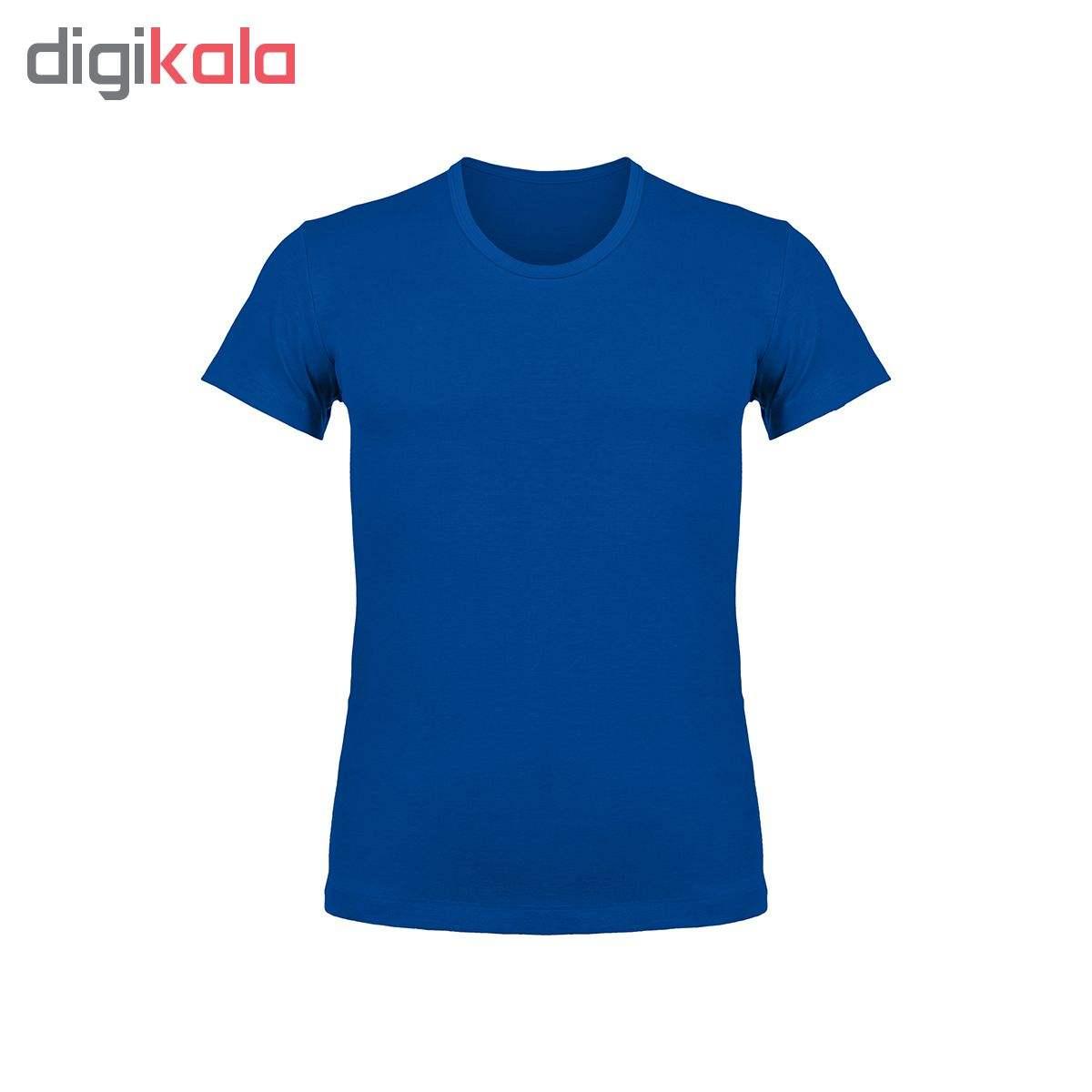 زیرپوش مردانه کیان تن پوش مدل U Neck Shirt Classic BC main 1 1