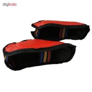 پوشش پا تکواندو تاپ تین مدل R 12 بسته 2عددی
