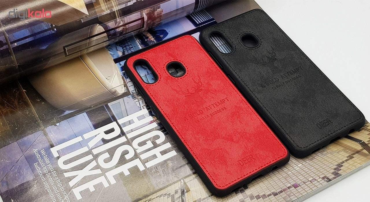 کاور مدل Deer مناسب برای گوشی موبایل سامسونگ Galaxy A30 main 1 3