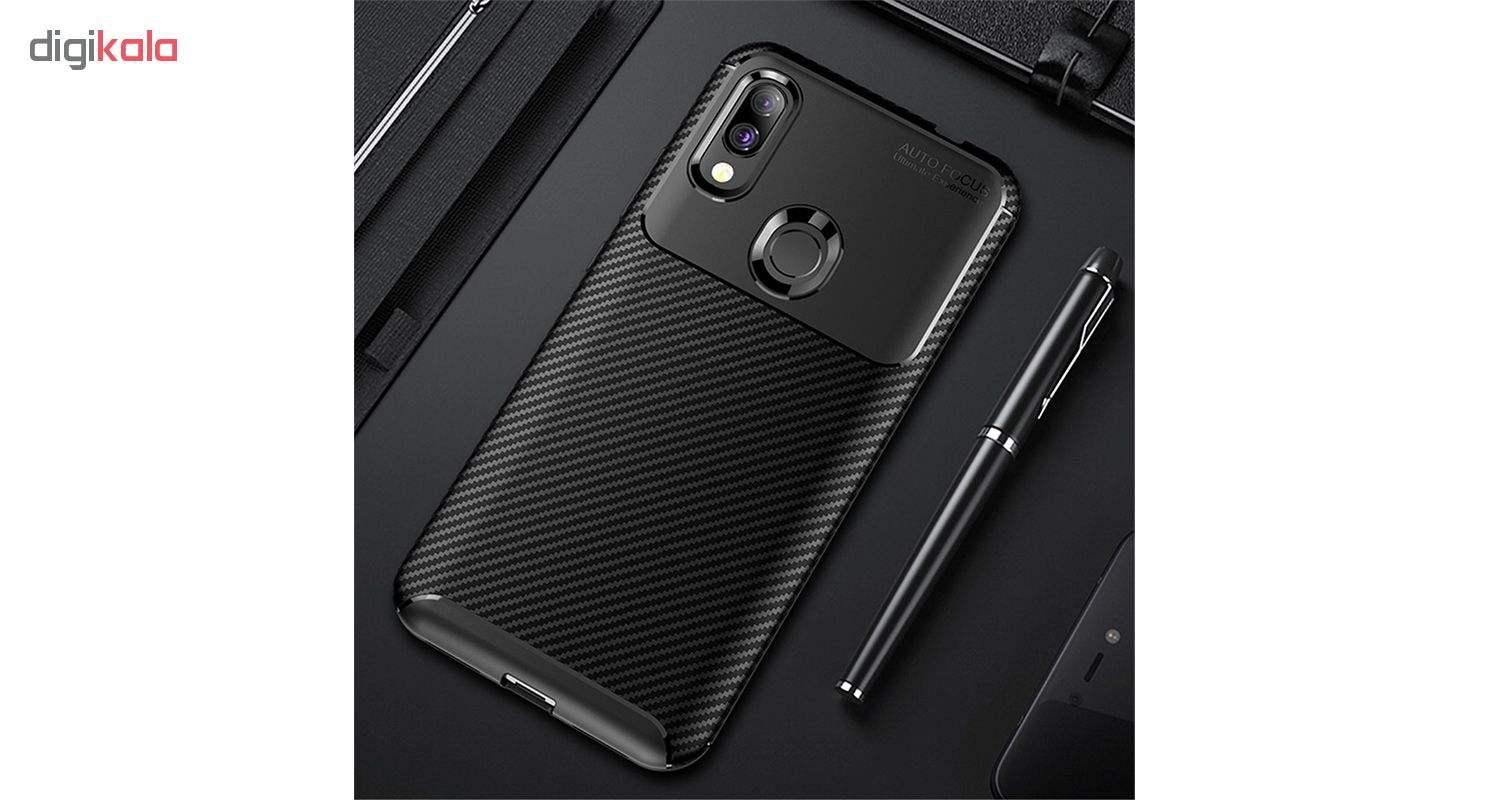کاور سامورایی مدل AF-9 مناسب برای گوشی موبایل شیائومی Redmi Note 7  main 1 2