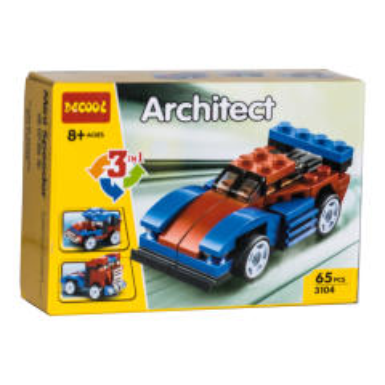 ساختنی دکول مدل Architect 3104