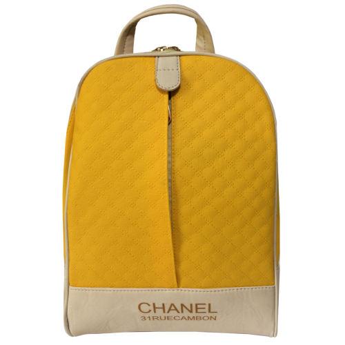 کوله پشتی دخترانه مدل PK-H205-yellow