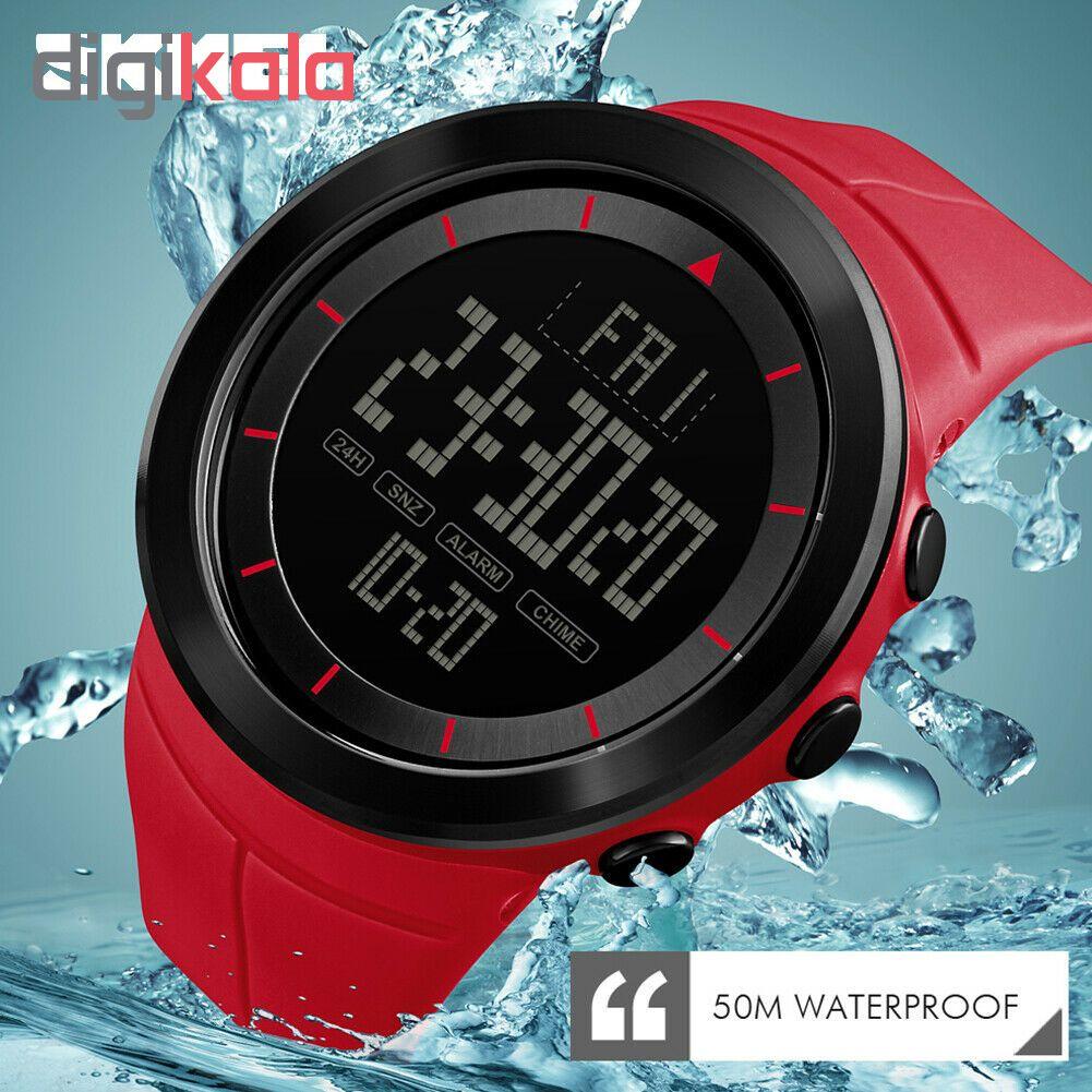 خرید ساعت مچی دیجیتال مردانه اسکمی مدل 1402R
