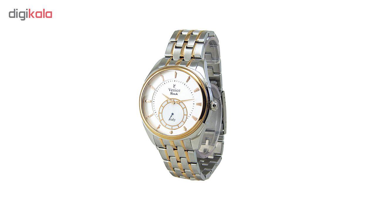 ساعت مردانه ونیز مدل SV4011