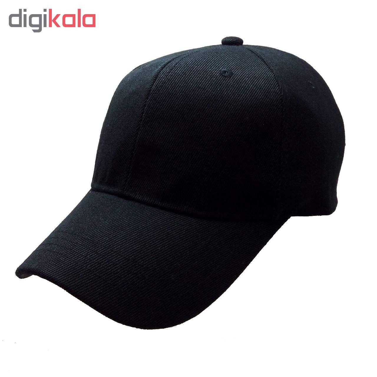 کلاه کپ مردانه کد M100 main 1 1