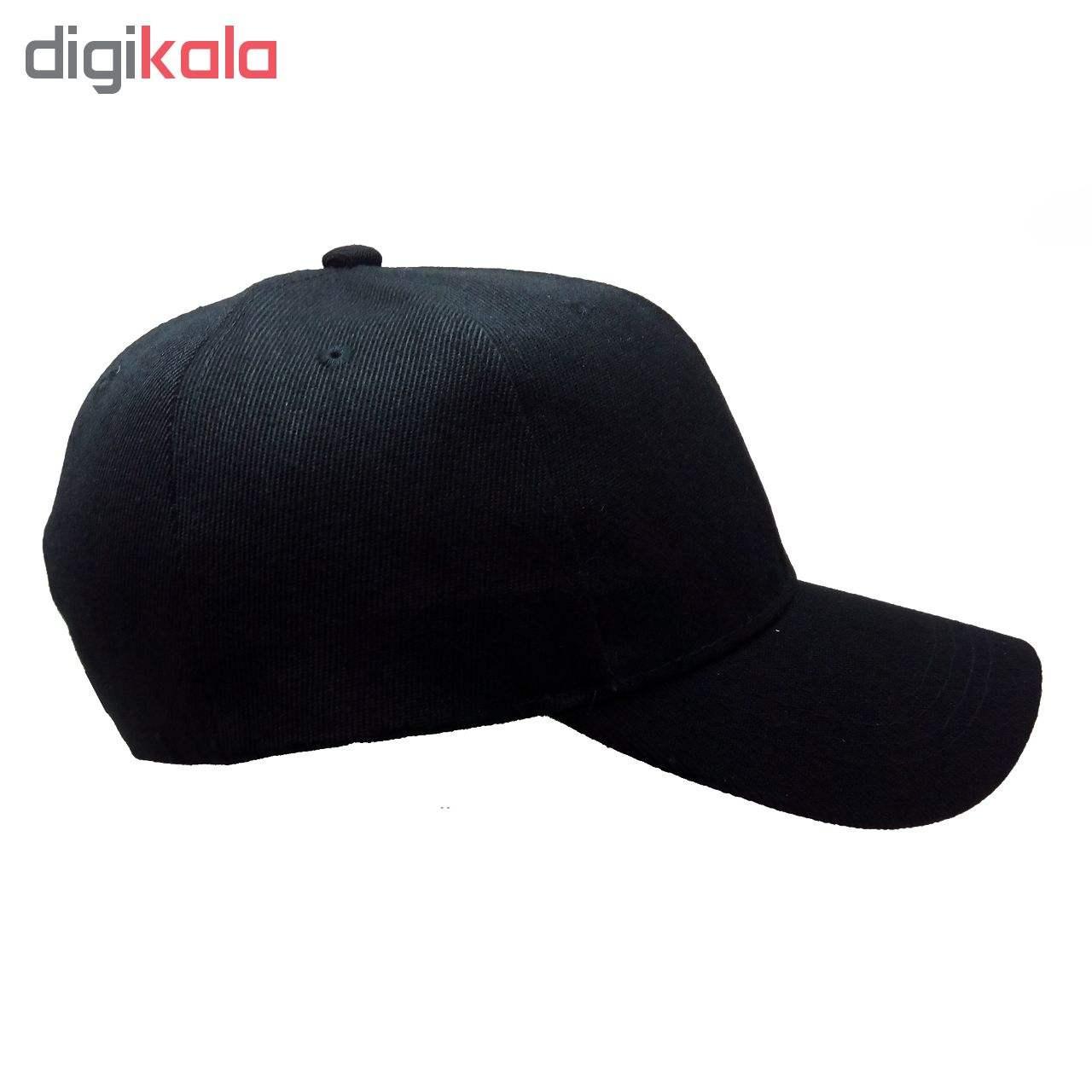 کلاه کپ مردانه کد M100 thumb 3