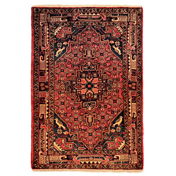 فرش دستباف دو متری گالری نور کد H1791
