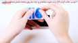 محافظ شیشه ای پشت و روی صفحه نمایش یونیفا گلس مدل Premium Tempered مناسب برای گوشی اپل آیفون iPhone 5/5c/se/5s thumb 6