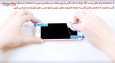 محافظ شیشه ای پشت و روی صفحه نمایش یونیفا گلس مدل Premium Tempered مناسب برای گوشی اپل آیفون iPhone 5/5c/se/5s thumb 9
