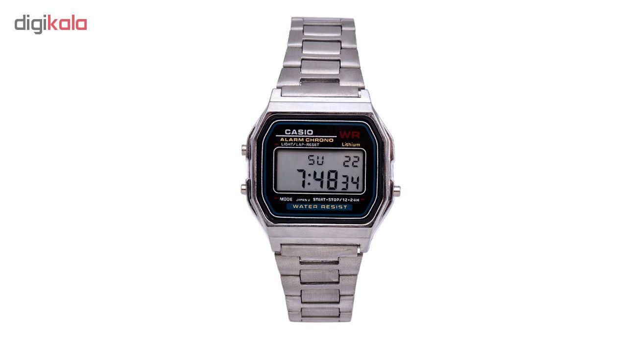 ساعت مچی دیجیتال مدل 159WANew