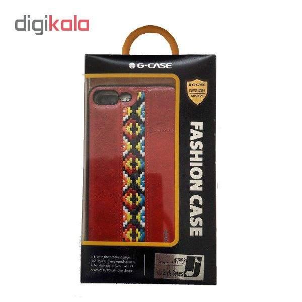 کاور جی-کیس مدل Fashion مناسب برای گوشی موبایل iPhone 7 Plus/8 Plus main 1 5