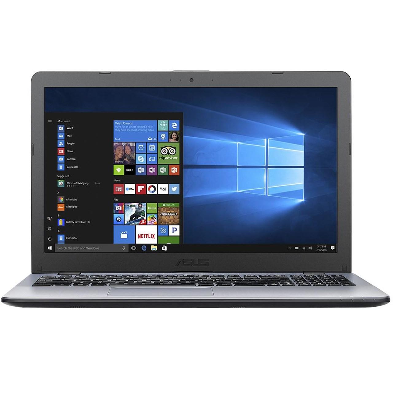 لپ تاپ 15 اینچی ایسوس VivoBook R542BA - D