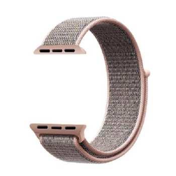 بند مدل Sport loop مناسب برای اپل واچ 42 میلی متری