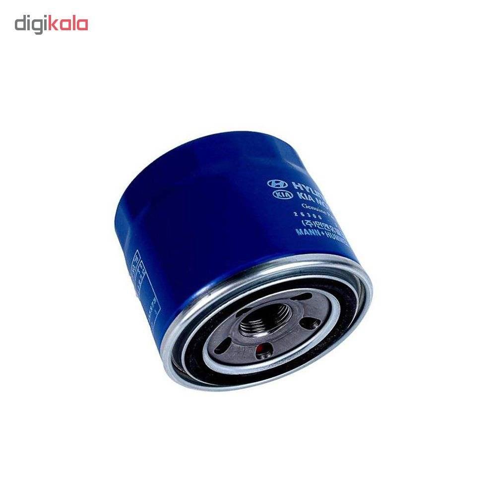فیلتر روغن خودرو کیا جنیون پارتس کد 35504 مناسب برای سراتو main 1 1