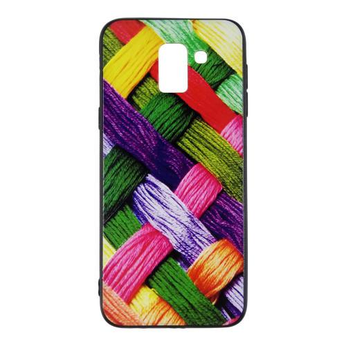کاور آی پفت طرح بافتنی مدل B7 مناسب برای گوشی موبایل سامسونگ Galaxy J6