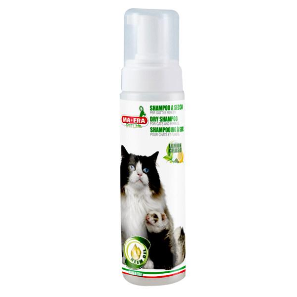 شامپو خشک گربه و موش مفرا مدل Amico 012 حجم 250 میلی لیتر