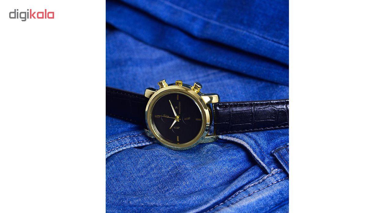ساعت مچی عقربه ای مردانه مدل RSimple-Bk