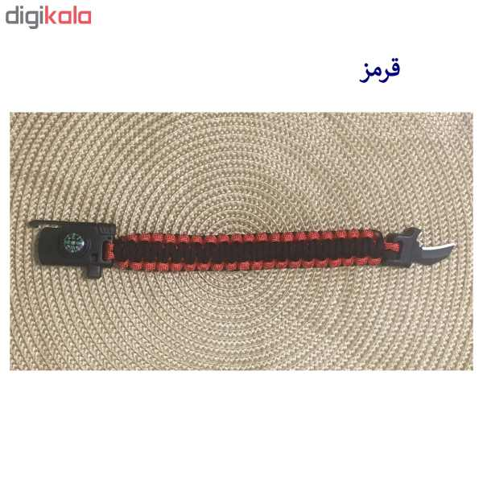 دستبند پاراکورد مدل Tactical 2 main 1 7