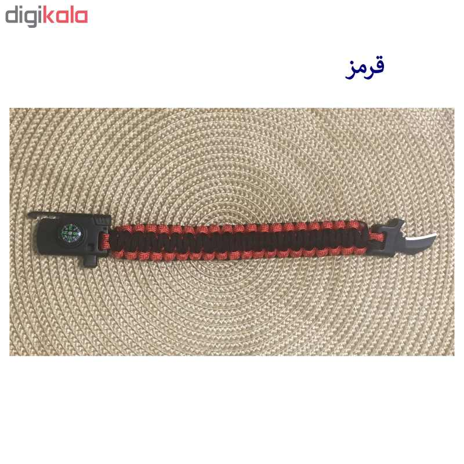 دستبند پاراکورد مدل Tactical 2 thumb 7