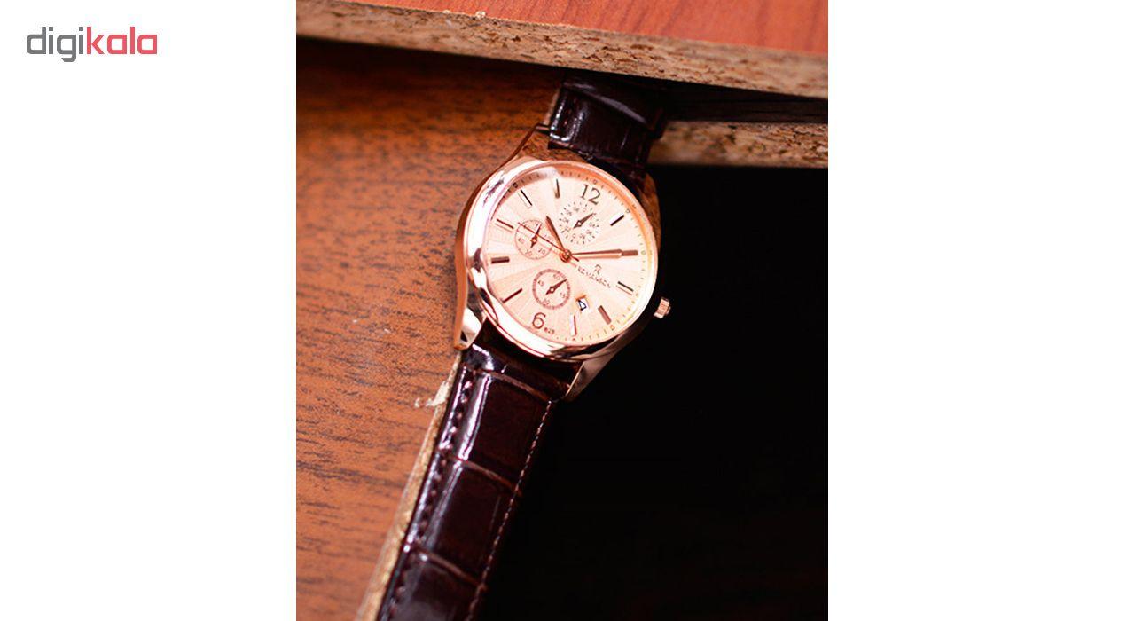 ساعت مچی عقربه ای مردانه مدل R3En-RG