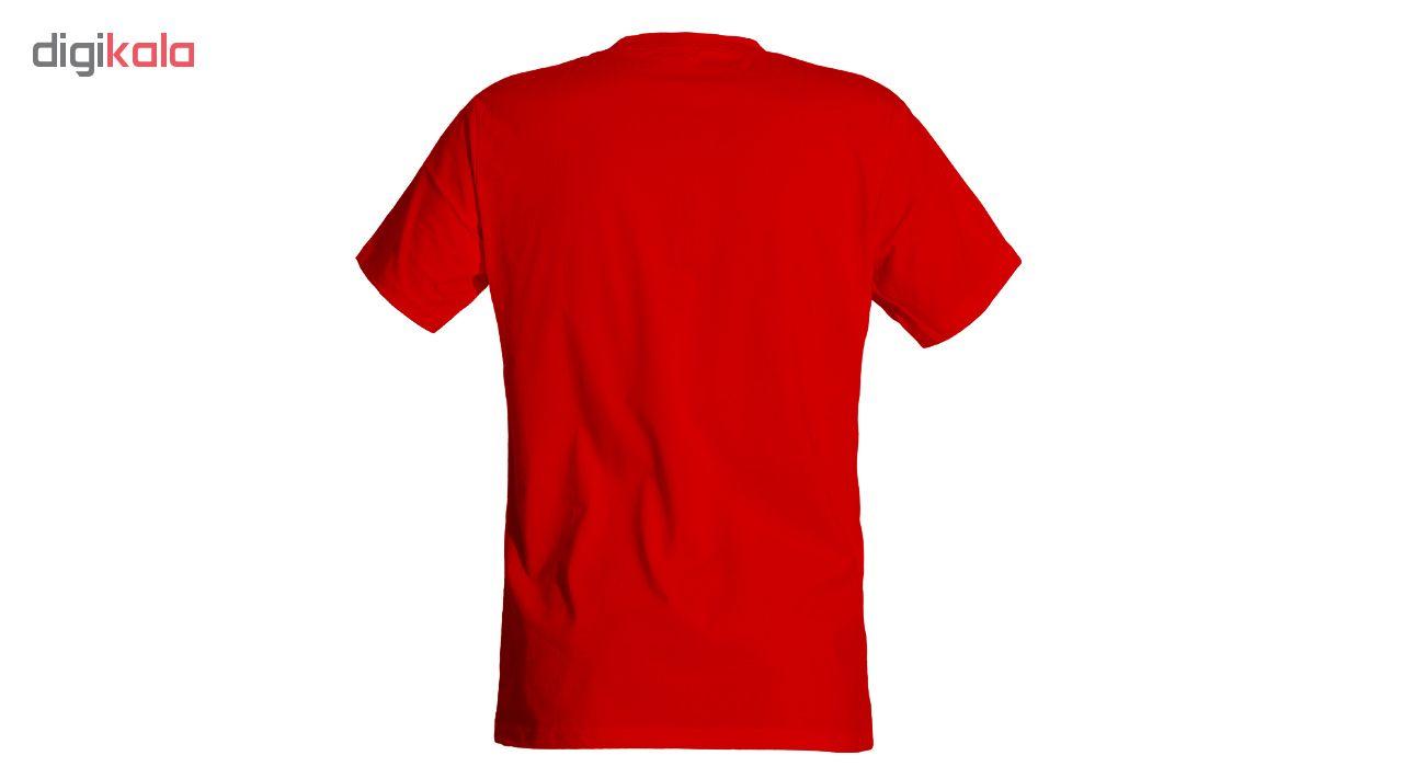 تی شرت مردانه مسترمانی طرح لیورپول کد 1331