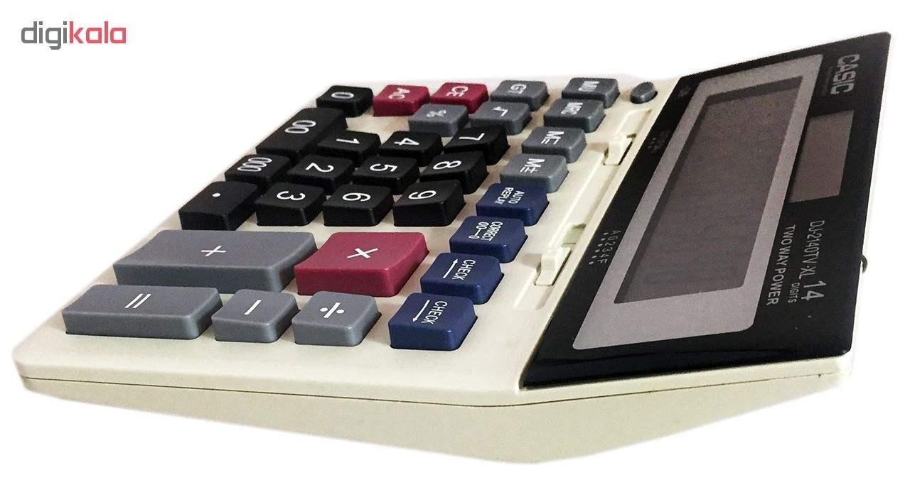 ماشین حساب کاسیک مدل DJ-2140TV.XL main 1 3