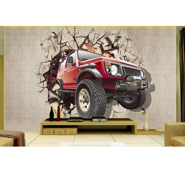 پوستر دیواری سه بعدی مدل lod14879476