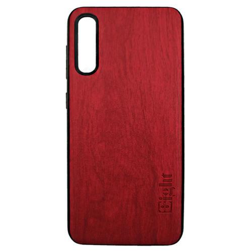 کاور ایت مدل طرح چوب مناسب برای گوشی موبایل سامسونگ Galaxy A50