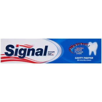 خمیر دندان سیگنال سری Cavity Fighter مدل Active Micro-Calcium حجم 100 میلی لیتر thumb