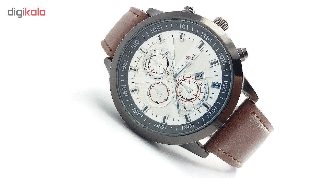 خرید ساعت مچی عقربه ای مردانه گوانگدا کد V871