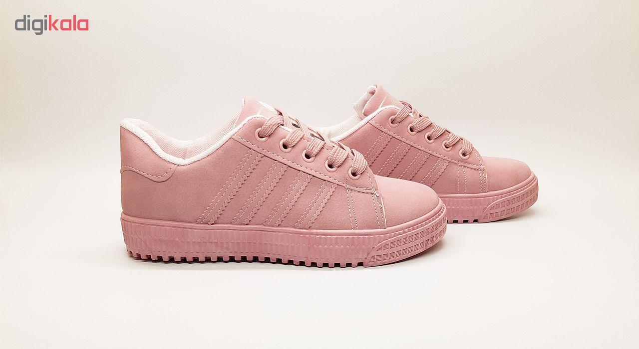 کفش مخصوص پیاده روی دخترانه کد 3121