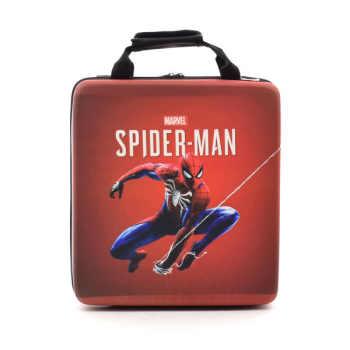 کیف حمل پلی استیشن 4 slim طرح Spider man