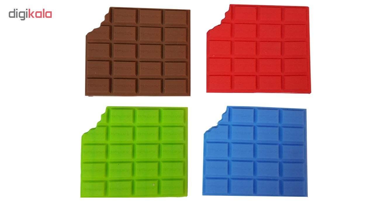دفتر یادداشت طرح شکلات thumb 5
